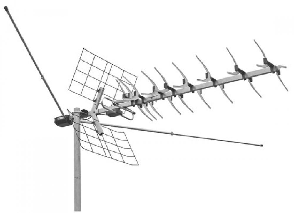 Каналы которые ловит обычная антенна